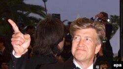 Дэвид Линч на Каннском фестивале 1999 года.
