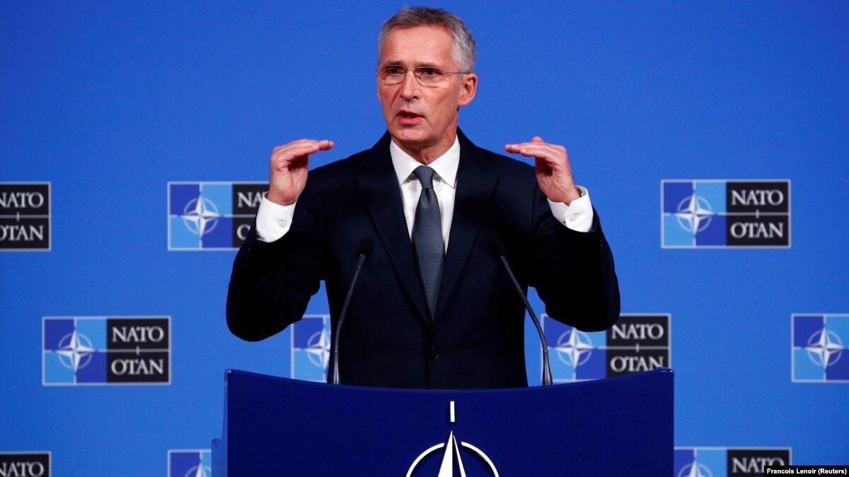 НАТО призывает к расширению военной помощи Украине