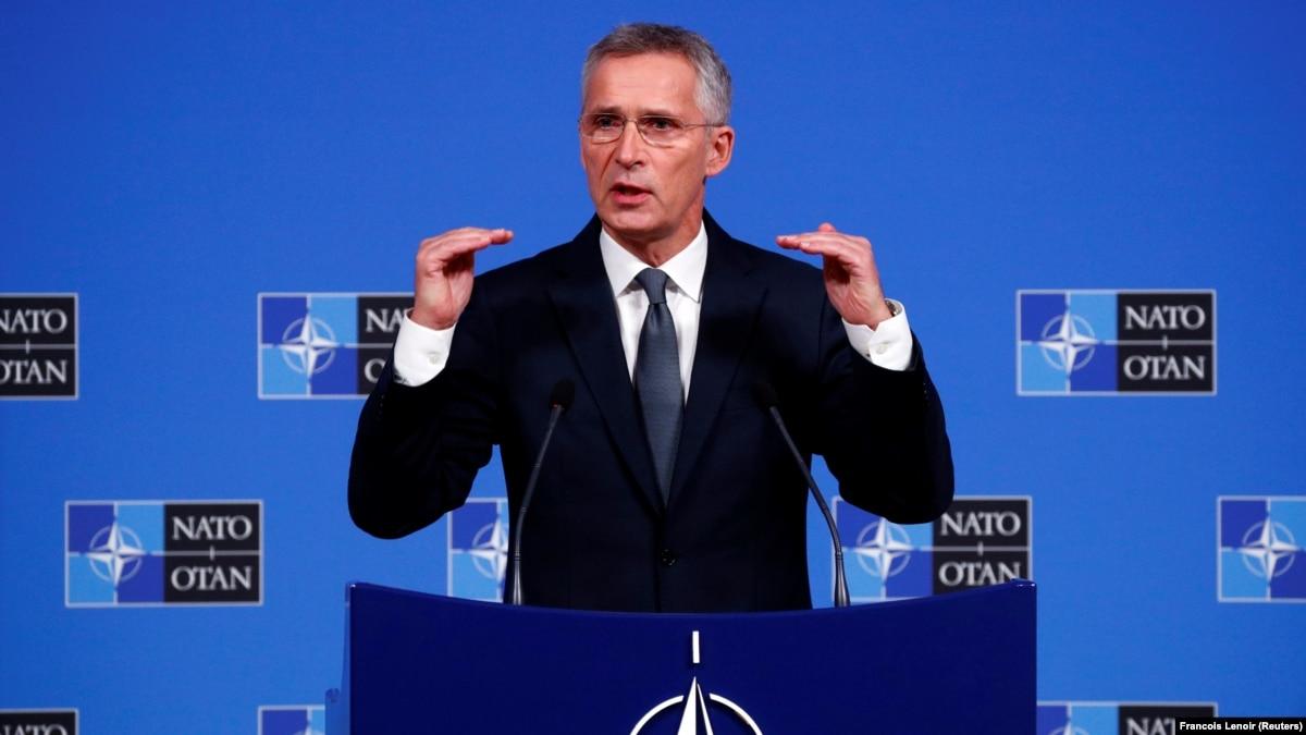 Генсекретарь НАТО призвал оказать Украине «более практической поддержки»