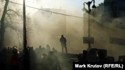 Семь дней на Майдане
