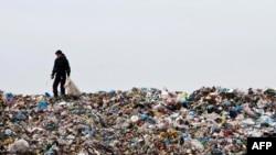 Российские блогеры против гор мусора