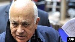 Преседавачот на Арапската Лига Набил ал Араби