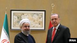 حسن روحانی و رجب طیب اردوغان برای شرکت در نشست سران سازمان همکاری اسلامی به قزاقستان سفر کرده اند.