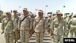 Ключевой союзник. Грузинские части в иракской провинции Васит
