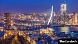 Проходитиме пісенний конкурс на арені Ahoy Rotterdam