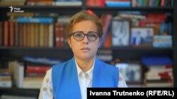 Нігар Кочерлі, власниця видавництва «Алі та Ніно»