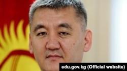 Кудайберди Кожобеков.