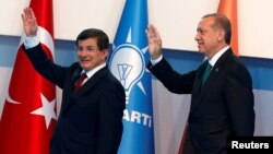 For years, Turkish leader Recep Tayyip Erdogan (right) and his Foreign Minister (later Prime Minister) Ahmet Davutoglu (left) pursued a policy of not antagonizing their country's neighbors. However, this all began to unravel around the time of the Arab Spring.
