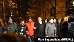 اعتراضات در گرجستان