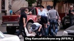 Задержание в Крыму, архивное фото