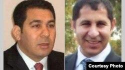 Fərhad Əliyev və Rafiq Əliyev / Foto: Bizim Yol