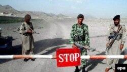 Afghan-Pakistani Border