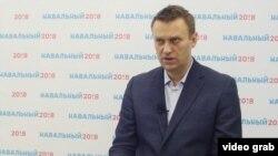 Алексей Навальный на открытии штаба в Казани. 5 марта 2017 года