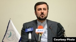 Kazem Gharibabadi, Iranian judiciary's human rights deputy. File photo