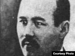 Мустафа Шокай, лидер казахской политической эмиграции в первой половине 20-го века.