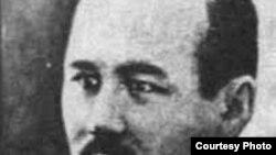 Мустафа Шокай, лидер казахского национально-освободительного движения.