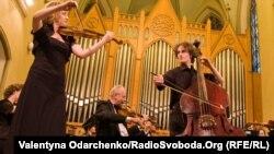 Концерт Джованні Боттезіні. Солісти – Катерина Бойчук і Юрій Гаврилюк