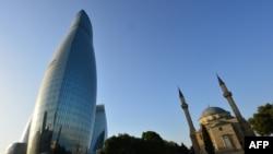Мячэць у цэнтры сталіцы