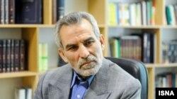 علی شجاعی صائین، مدیر سابق اداره کتاب وزارت فرهنگ و ارشاد اسلامی