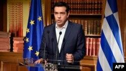 Kryeministri i Greqisë Alexis Tsipras