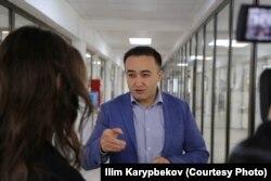 Илим Карыпбеков.