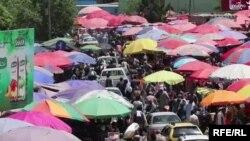 فرا رسیدن عید، شکستن قرنطینه و تهدید ویروس کرونا در کابل