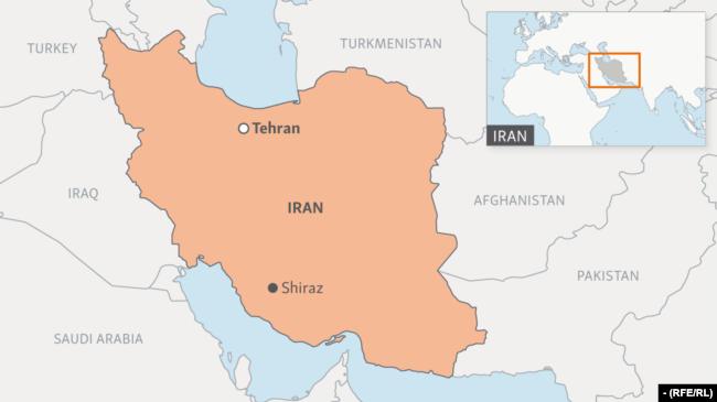 Harta e Iranit