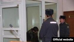 Бобур Солиев судда
