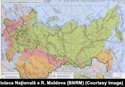 Imperiul Rus în secolul XIX, Biblioteca Națională a R. Moldova (BNRM).