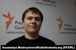 Представник «Кримської правозахисної групи» Володимир Чекригін