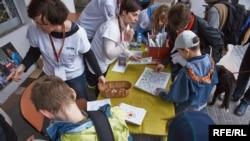 Міська гра, організована у Варшаві центром волонтерства