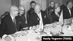 Воспоминания кремлёвского метрдотеля