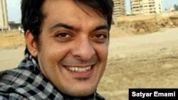 مجید سعیدی، عکاس ایرانی.