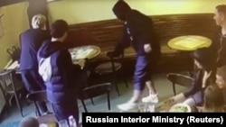 Инциденты были зафиксированы камерами наблюдения