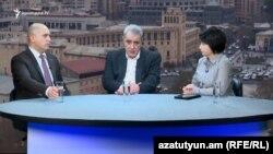 «Տեսակետների խաչմերուկում» քննարկվում են վարչապետ առաջադրվելու հարցով Սերժ Սարգսյանի հայտարարությունները