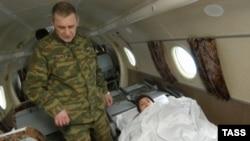 Как и Андрей Сычев, Радик Хабиров потерял здоровье в армии