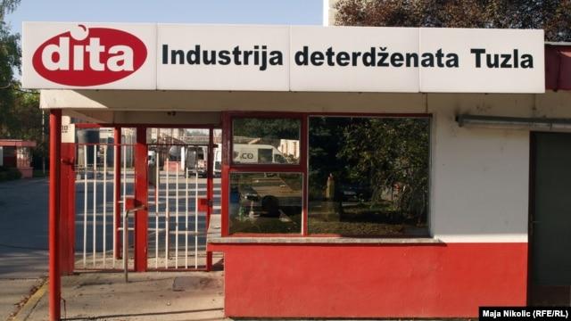 Jedna od propalih fabrika u BiH