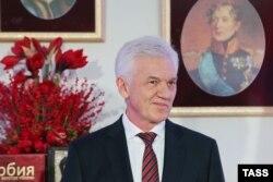 Один из приближенных Владимира Путина, бизнесмен Геннадий Тимченко