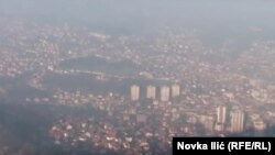 Poluarea la Uzice, Serbia