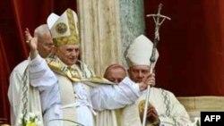 Roma Papası XVI Benediktin bir neçə gün əvvəlki çıxışı dünya müsəlmanlarının qəzəbinə səbəb olub