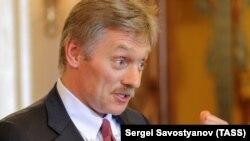Пресс-секретарь Кремля Дмитрий Песков.
