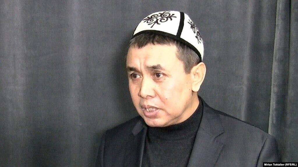 Аалымдар кеңешинин төрагасы, диний ишмер Абдышүкүр Нарматов