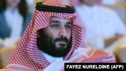 محمد بن سلمان، شاهزاده سعودی که مقام وزارت دفاع را نیز دارد