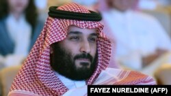 Saudi Crown Prince Mohammed bin Salman (file photo)