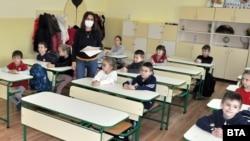 Грипп хасталигидан бўшаб қолган мактаб, 23 январь, Болгария