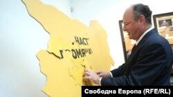 Посланикът на САЩ Ерик Рубин присъства на представянето на кампанията