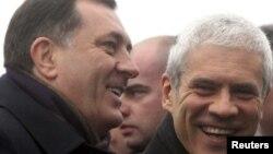 Millorad Dodik dhe Boris Tadiq - foto arkivi