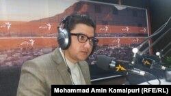 میرزا محمد حق پرست معاون سخنگوی کمیسیون مستقل انتخابات
