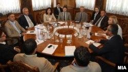 Собраниска координација за препораките на комисијата за 24 декември.