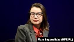 Исполнительный директор Международного общества справедливых выборов и демократии (ISFED) Элене Нижарадзе